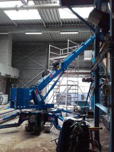 Hoeflon C10 Amsterdam op verdiepingsvloer 2