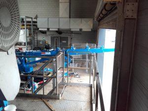 Hoeflon C10  Amsterdam op verdiepingsvloer 4