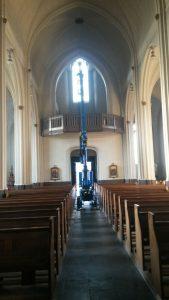 Hoeflon C10 in Kerk